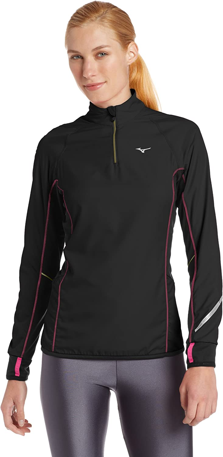 Mizuno Running Women's Limited Fees free!! time cheap sale Windtop Breath Thermo