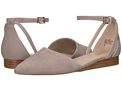 Seychelles Plateau (Taupe Suede) Women