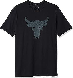 1361733-001 Playera Ua Pjt Rock Brahma Bull Ss de Entrenamiento Para Hombre