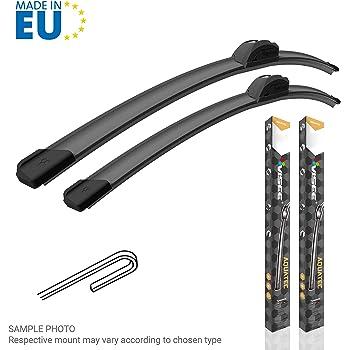 Escobilla Limpiaparabrisas Flexible 3210.0170530-1 Unidad KSH Excellence 53 cm