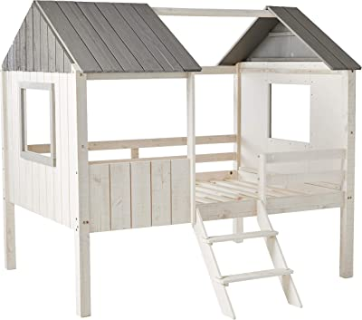 DONCO Full House Sand/Rustic Grey LOW LOFT