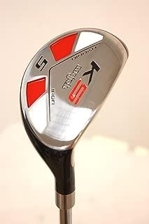 Majek Golf All Hybrid #5 Senior Flex Right Handed New Utility A Flex Club