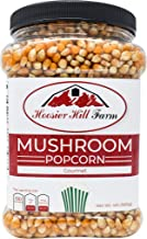 Hoosier Hill Farm Gourmet Mushroom NON-GMO Popcorn Lovers, 4 Pound