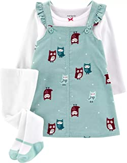 Baby Girl's 3-Piece Jumper Set