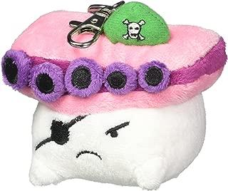 Sushi Six 10305 Captain Tako Plush Keychain Cute Toy (Pack of 10)