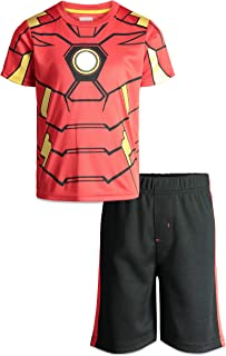 kids iron man shirt