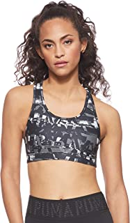 PUMA Women's 4Keeps Graphic Bra M