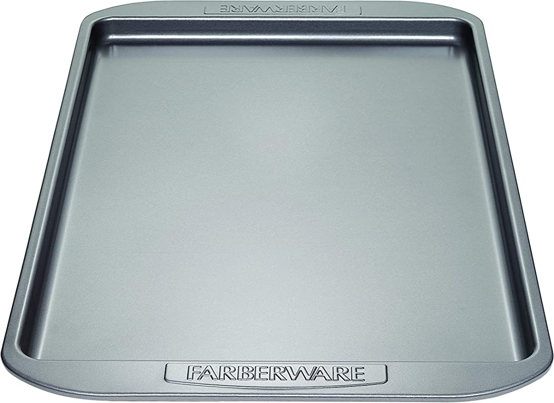 Farberware Nonstick Bakeware 11 Inch X 17 Inch Cookie Pan Gray