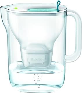 Brita Fill & Enjoy Jarra con filtro, 3.6 L, Azul Claro,