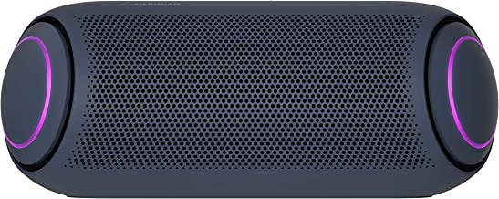 Best LG PL7 XBOOM Go Water-Resistant Wireless Bluetooth Party Speaker with Up to 24 Hours Playback – Black Review