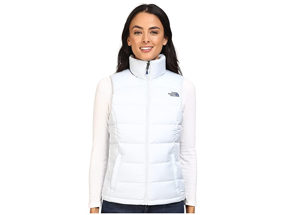 The North Face Nuptse 2 Vest (Arctic Ice Blue (Prior Season)) Women