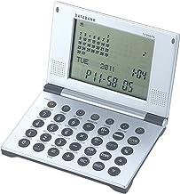 $24 Get Natico Multifunctional World time Clock, Calendar, Calculator with Data Bank (10-WT263)