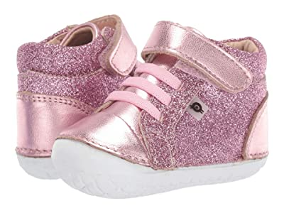 Old Soles Ring Pave (Infant/Toddler) (Glam Pink/Pink Frost) Girl