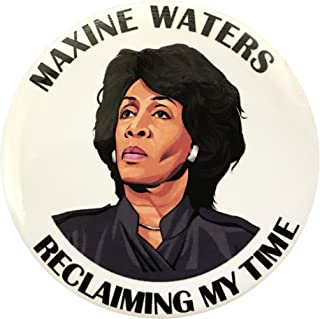 maxine waters pin