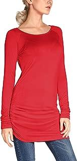 Best long red t shirt Reviews