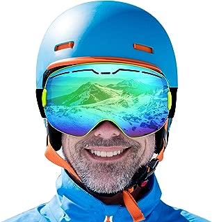 Best ski goggles mirror lens Reviews