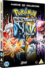 Pokemon Movie 14-16 Collection: Black & White Victini and Zekrom/Victini and Reshiram, Kyurem Vs. The Sword of Justice, Genesect and the Legend Awakened
