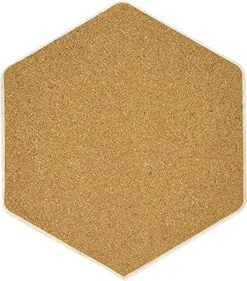 エメリー商会 鍋敷き セラミックボード 六角形(コックB) FD003-2