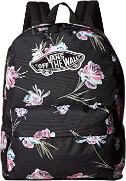 0055de87b6d Vans. Central Realm Backpack. $42.00. Black Paradise Floral