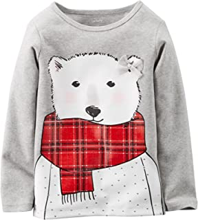 Carter's Baby Girl's Graphic Top