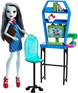 Monster High Frankie Stein Doll & Accessory