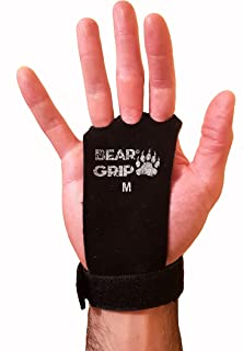 Bear Grip–Agarre de Crossfit