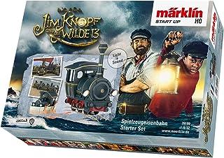 Märklin start up 29199 Start Up Jim Knapp modellbana startpaket, spår H0