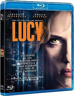 Lucy Blu-ray