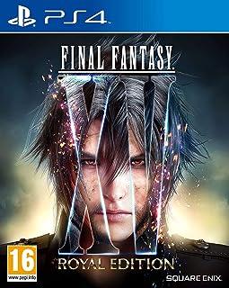Final Fantasy XV Royal Edition - PlayStation 4 [Edizione: Regno Unito]