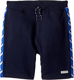 Converse Kids - Star Chevron Knit Shorts (Big Kids)