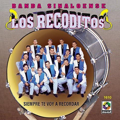 Traje Blanco by Banda Sinaloense Los Recoditos on Amazon ...