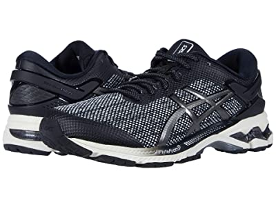 ASICS GEL-Kayano(r) 26 (Black/Gunmetal) Women