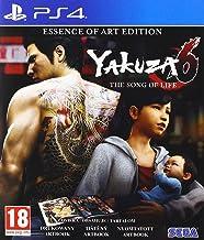 Yakuza 6: The Song of Life - Essence of Art Edition (caixa de inglês/polonês) PS4 (PS4)
