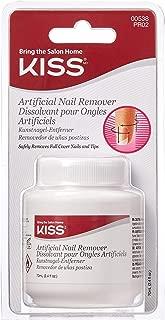 Kiss Artificial Nail Remover, 2.1 Oz