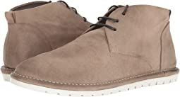Gomma Suede Lace-Up Boot