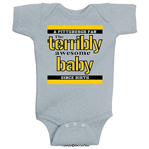 fca38c41ae71 Awesome Baby Onesies  Amazon.com
