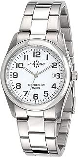 Chronostar R3753100002 Slim Year Round Analog Quartz Orange Watch