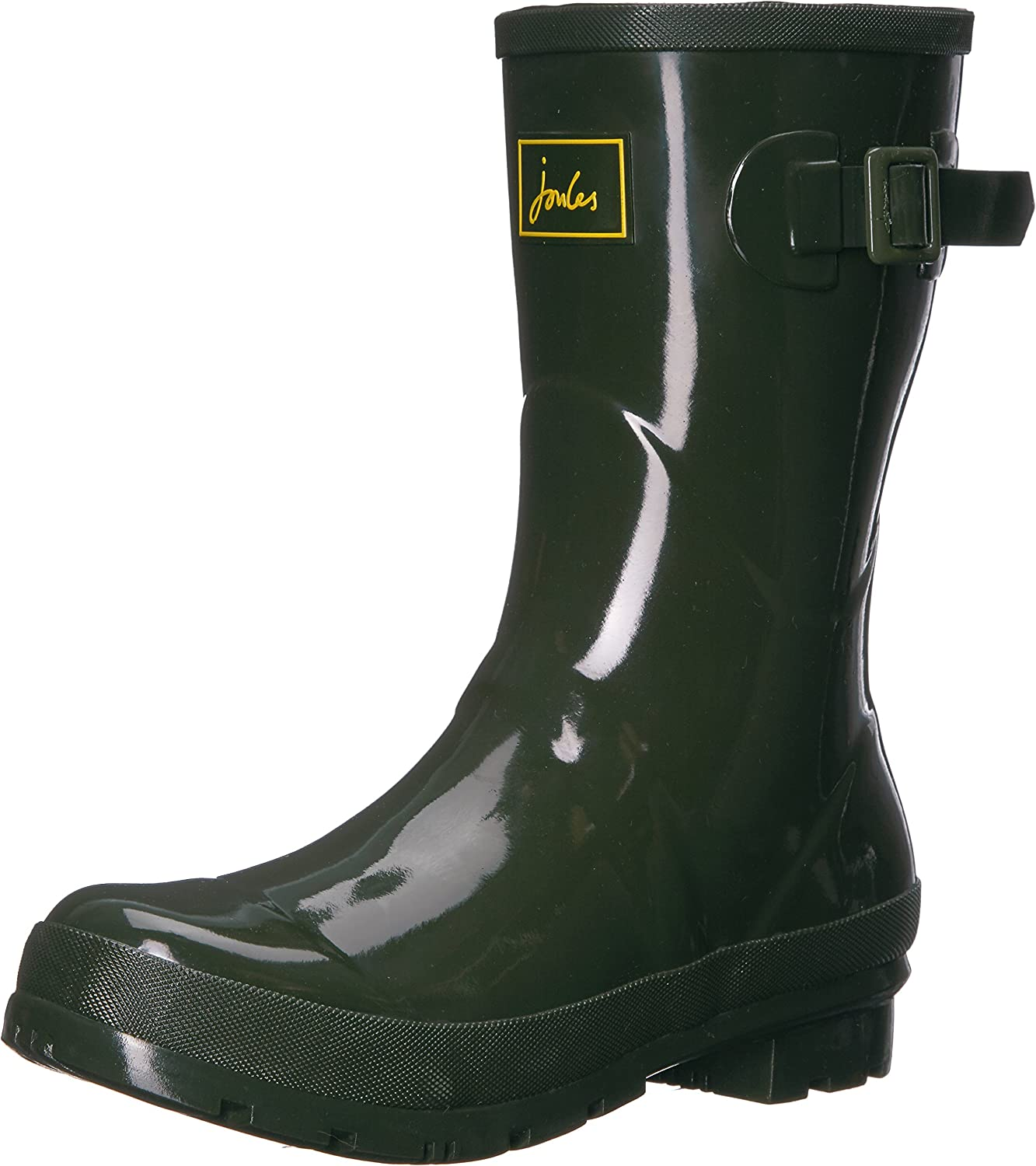 Joules Womens Kelly Welly Gloss Rain Boot