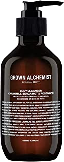 Grown Alchemist Body Cleanser: Chamomile, Bergamot, Rose, 300 ml