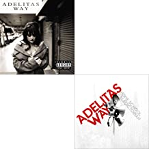 Adelitas Way: Self-titled and Home School Valedictorian Studio Albums CD Collection