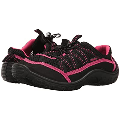 Northside Brille II Water Shoe (Black/Fuchsia) Women