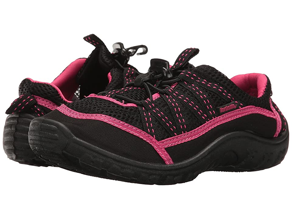 Northside Brille II Water Shoe (Black/Fuchsia) Women