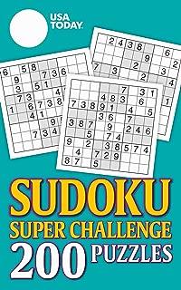 USA TODAY Sudoku Super Challenge: 200 Puzzles