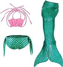 Amazones Vestido De La Sirenita
