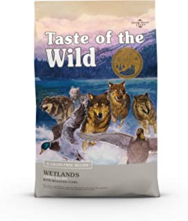 Taste Wild Protein Wetlands Premium