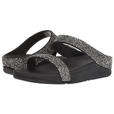 FitFlop Fino Quartz Sandals (Black) Women