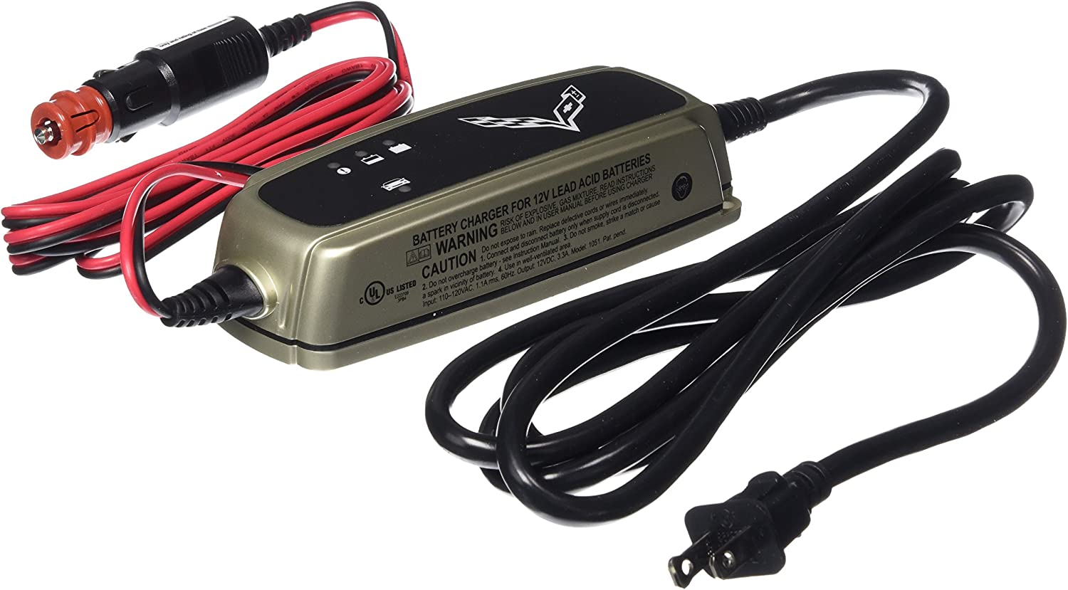 Genuine GM Accessories 22969090 Battery Charger