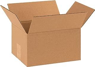 BOX USA B1086200PK Corrugated Boxes, 10