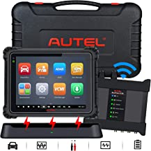 Autel MaxiSys Ultra, Intelligent Repair Diagnostic Tool, Bi-Directional Control Scanner, Repair Assist Tips, ECU Programmi... photo