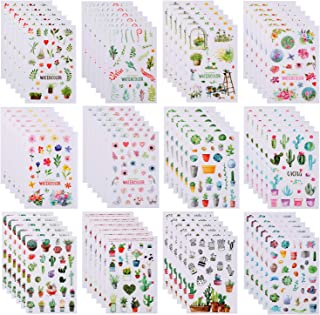 Best flower stickers for cards Reviews